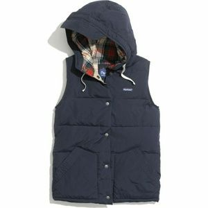 Madewell X Penfield Lucedale Down Puffer Vest *NEW